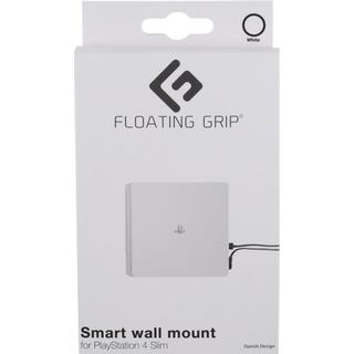 Floating Grip Wall Mount - White (PlayStation 4 Slim)
