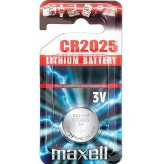 Maxell CR2025 Compatible
