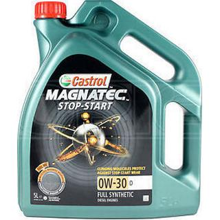 Castrol Magnatec Stop-Start 0W-30 D 5L Motorolie