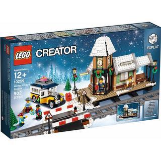 Lego Creator Vinterlandsbyens Station 10259