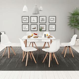 vidaXL 243550 Spisebordssæt