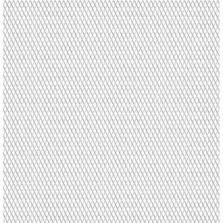 vidaXL Expanded Wire Mesh Panel 50x50cm 142282