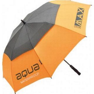 Big Max Aqua Umbrella Orange/Charcoal