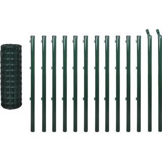 vidaXL Euro Fence Set 25mx100cm 142399