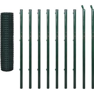 vidaXL Euro Fence Set 10mx196cm 142397