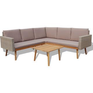 vidaXL 43133 Loungesæt