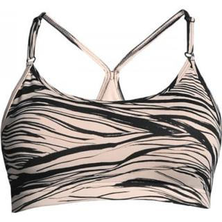 Casall Glorious Sports Bra - Blush Wave
