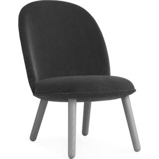 Normann Copenhagen Ace Velour Loungestol