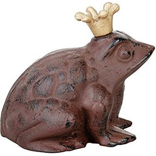 Fallen Fruits Small Frog with Crown 13cm