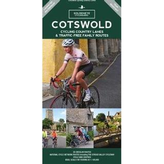 Cotswold cycling country lanes & traffic-free family routes (Pocket, 2017)