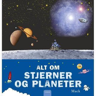 Alt om stjerner og planeter, Hardback