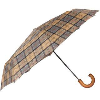 Barbour Telescopic Umbrella Dress Tartan (UAC0002TN31)