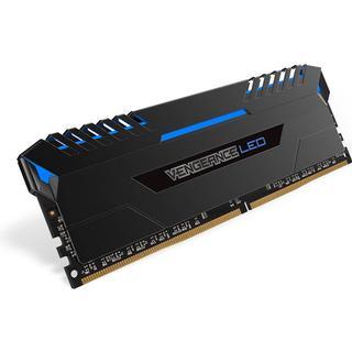 Corsair Vengeance LED Blue DDR4 3000MHz 2x16GB (CMU32GX4M2D3000C16B)