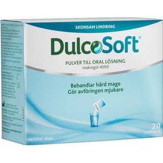 DulcoSoft Makrogol 4000 20stk