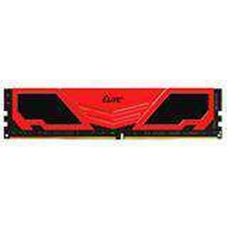 Team Group Elite Plus Red DDR4 2400MHz 4GB (TPRD44G2400HC1601)