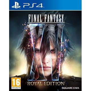 Final Fantasy 15 - Royal Edition