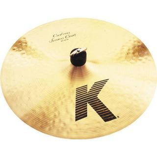 "Zildjian K Custom Session Crash 18"""