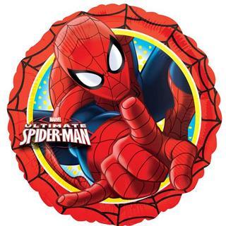 Amscan Foil Balloon Standard Spider-Man Ultimate