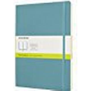 Moleskine Reef Blue Notebook Extra Large Plain Soft
