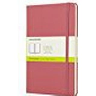 Moleskine Daisy Pink Notebook Large Plain Hard