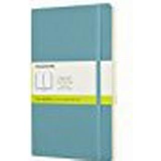 Moleskine Reef Blue Notebook Large Plain Soft
