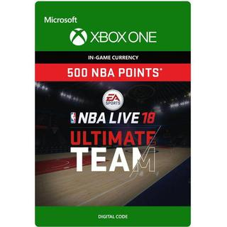 Electronic Arts Nba Live 18 - 500 Points - Xbox One