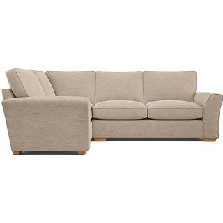 Marks & Spencer Lincoln Small Fabric 257cm Left-Hand Sofa 4 pers.