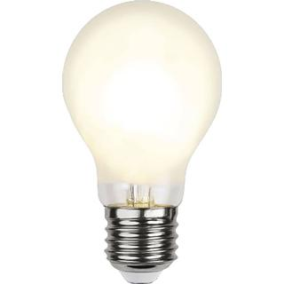 Star Trading Frosted Filament LED Lamps 4W E27