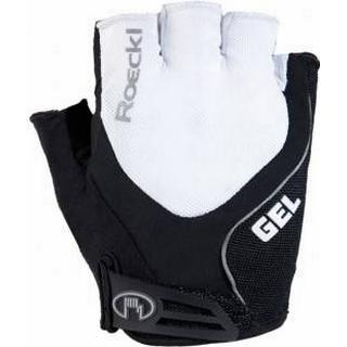 Roeckl Imuro Gloves Unisex - White/Black