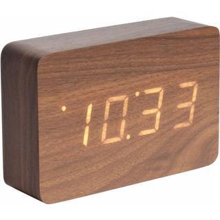 Karlsson Square LED Alarm Clock