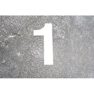 Allux Foil Number 1 10cm