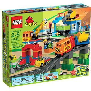Lego Duplo Luksustogsæt 10508