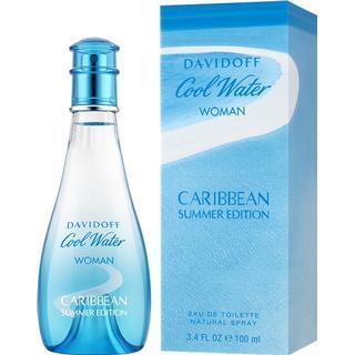 Davidoff Cool Water Woman Caribbean Summer EdT 100ml