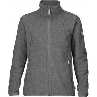 Fjällräven Stina Fleece Jacket W - Dark Grey