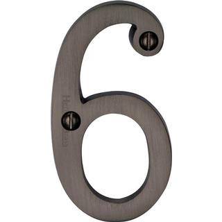 M.Marcus Heritage Brass Number 6 (C1560 6-MB)