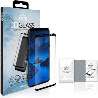 Eiger 3D Case Friendly Screen Protector (Galaxy S9)