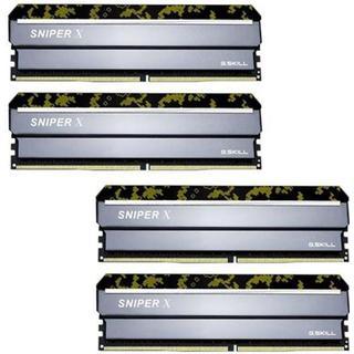 G.Skill Sniper X DDR4 3200MHz 4x16GB (F4-3200C16Q-64GSXKB)