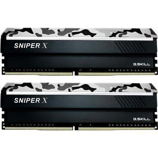 G.Skill Sniper X DDR4 3000MHz 2x8GB (F4-3000C16D-16GSXWB)