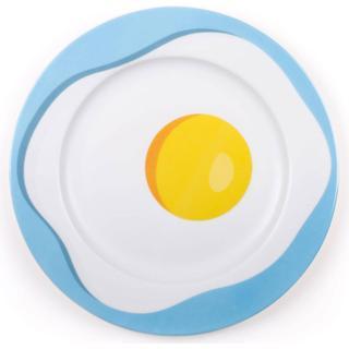 Seletti Egg Flad tallerken 27 cm