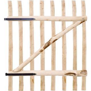 vidaXL Single Fence Gate 100x120cm