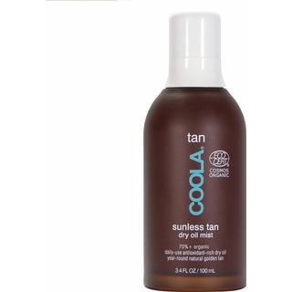 Coola Organic Sunless Tan Dry Oil Mist 100ml