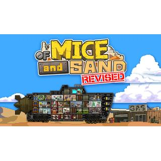 Of Mice & Sand: Revised