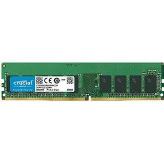 Crucial DDR4 2666MHz 16GB ECC (CT16G4WFD8266)