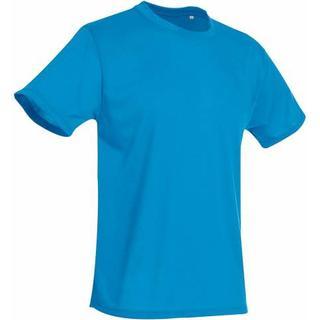 Stedman Active Cotton Touch T-shirt Men - Hawaii Blue
