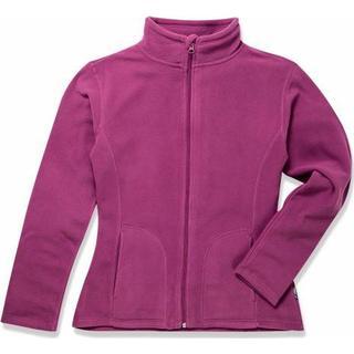 Stedman Active Fleece Jacket Women - Cupcake Pink