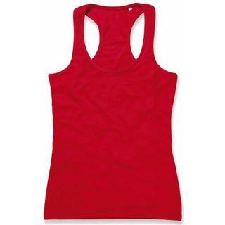 Stedman Active 140 Tank Women - Crimson Red