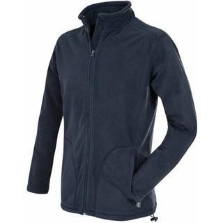 Stedman Active Fleece Jacket Men - Blue Midnight