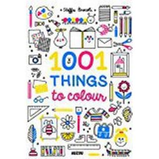 1001 Things to Colour (Colouring Books)