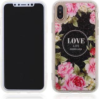 Teknikproffset Flowers Soft TPU Case (iPhone X)