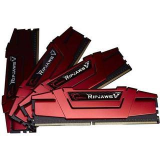 G.Skill Ripjaws V DDR4 2666MHz 4x8GB (F4-2666C19Q-32GVR)
